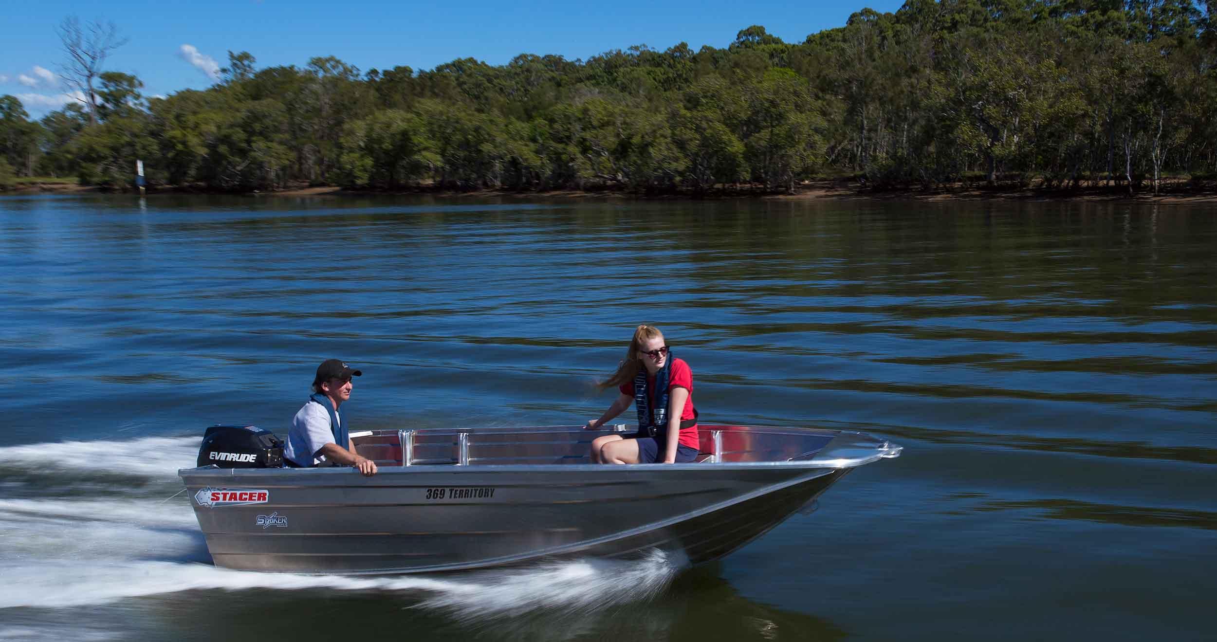 Stacer Prolines – Aluminium Boat Range