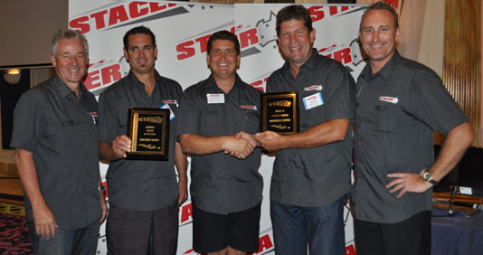 Stacer's National Dealer of the Year Top Honour -  Northside Marine