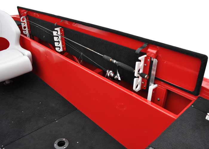 Rod Rack Locker