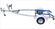 749kg Light Alloy Trailer Short